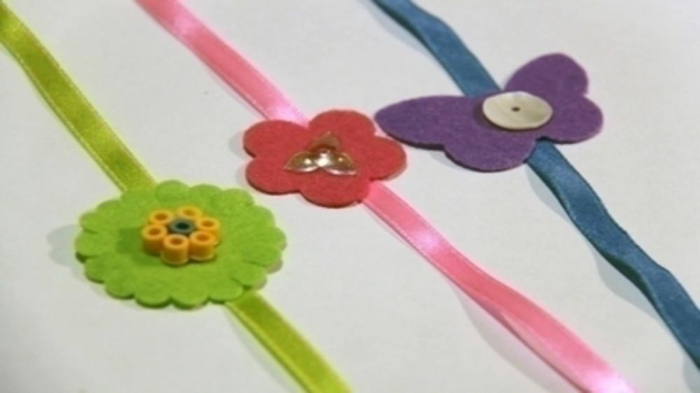 5 Great Rakhi Making Ideas From Your Child S Craft Cupboard