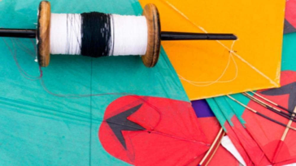 Pearls Of Wisdom And A Perfect Kite Making Craft For Makar Sakranti