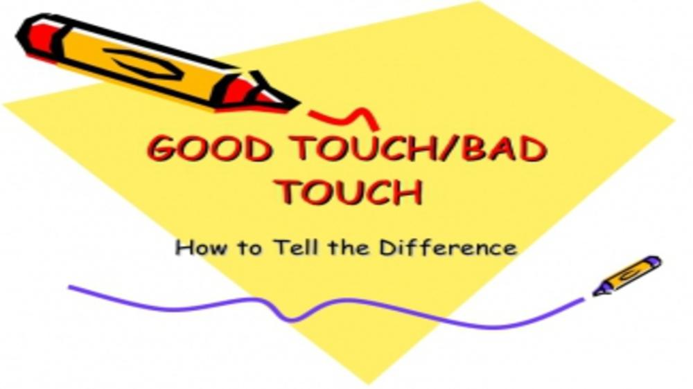 Good versus bad touch