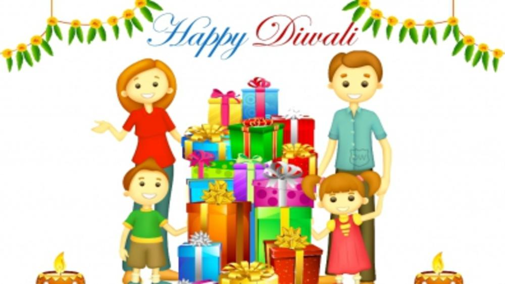 How We Celebrated Diwali !