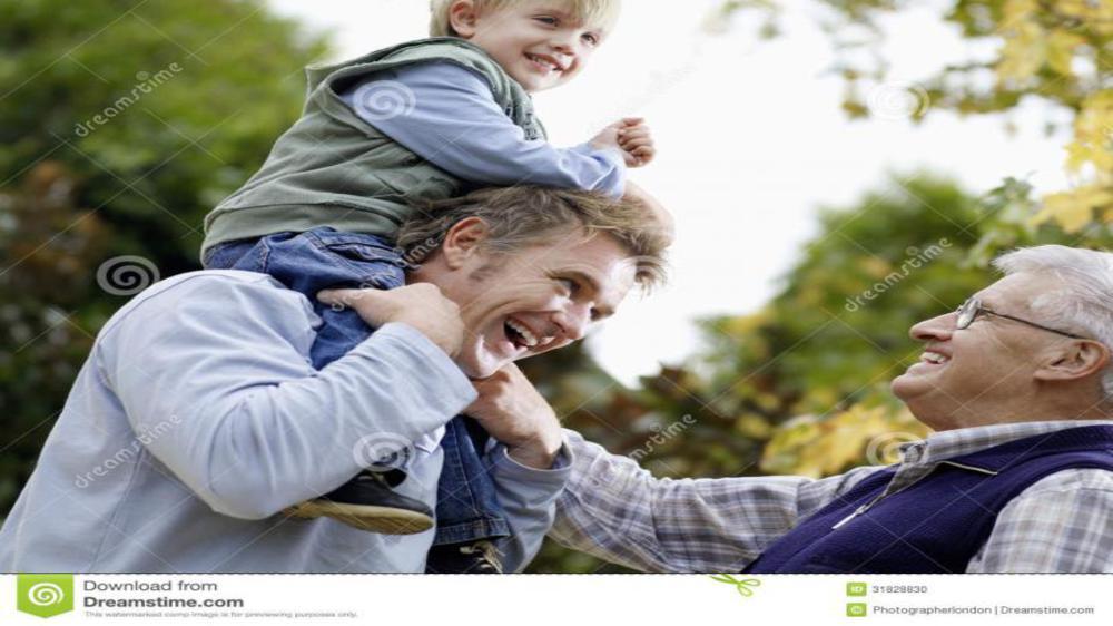 "Happy ""GOD"" Fathers day!"