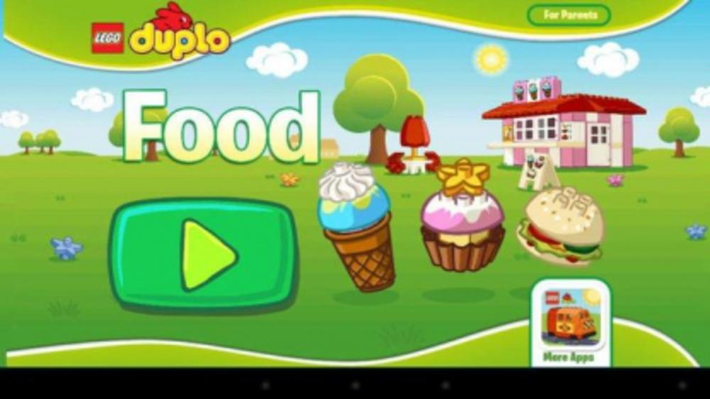 Entertainment for toddlers: Apps for tots