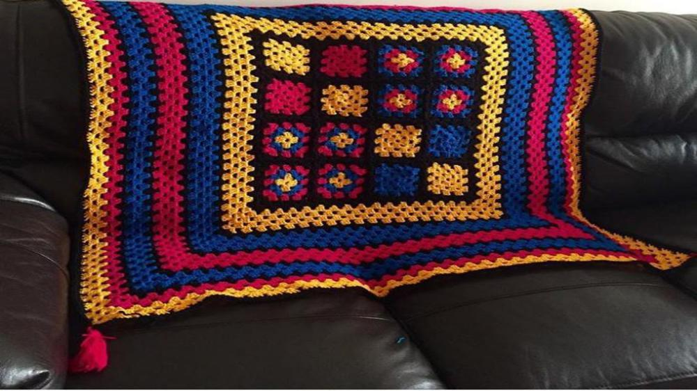Crochet therapy!