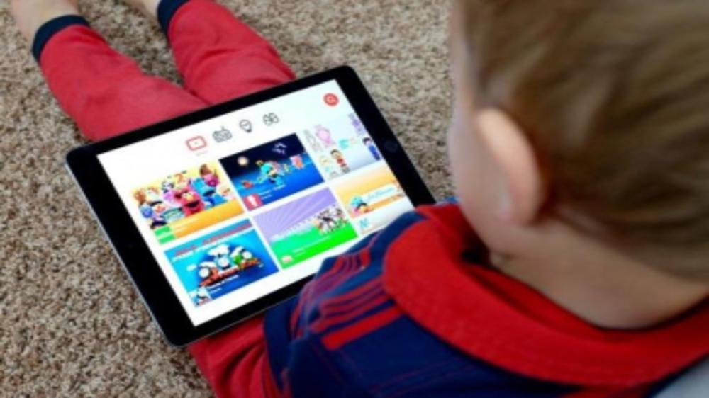 Screen time for the young ones in the 21st Century
