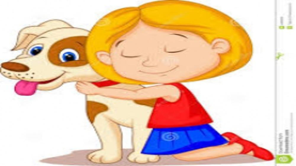 Growing up with a Pet Dog
