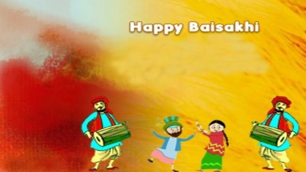BAISAKHI is Here- celebrating yet another form of the New Year!