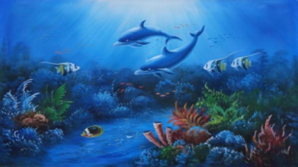 Unleashing the Child's Imagination: The Magical Sea World