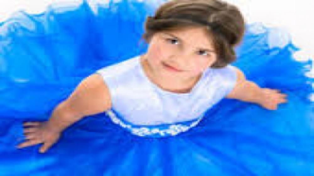THE CHUBBY LITTLE GIRL