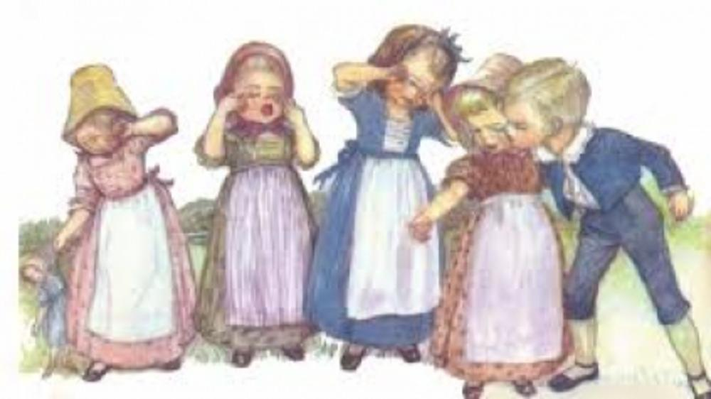 Nursery Rhymes: Why are they so silly!!