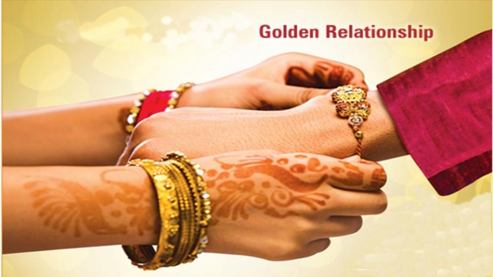 This Raksha-Bandhan Let's Rephrase Our Vows Bhai!