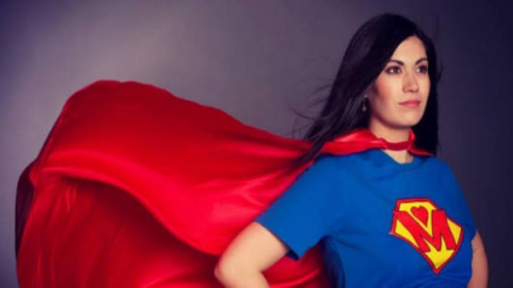 Mom...Therefore I AM Super Mom!