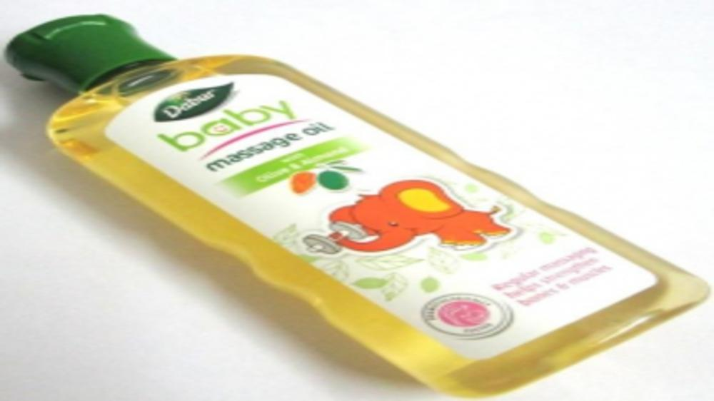Product Review- Dabur Baby Massage Oil