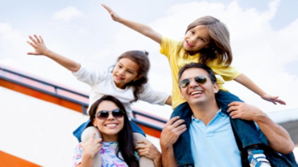 The perfect summer vacation-Finding our roots