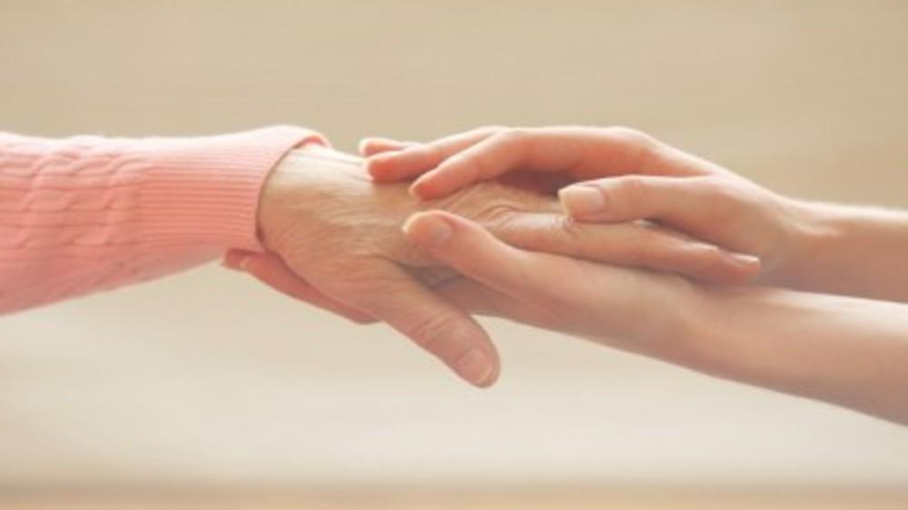 Aging parents : Sand slipping through the hands