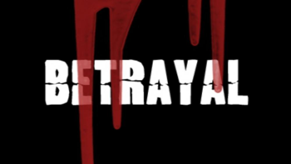 Betrayal ~ an affair not to be talked about.