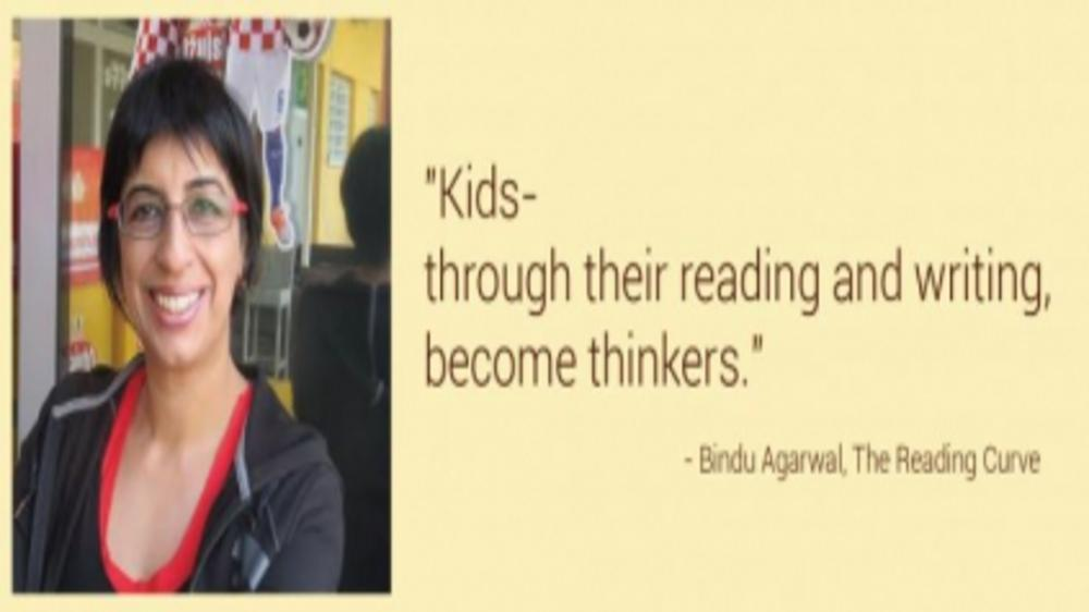 Kindling Minds through Books with Bindu Agarwal