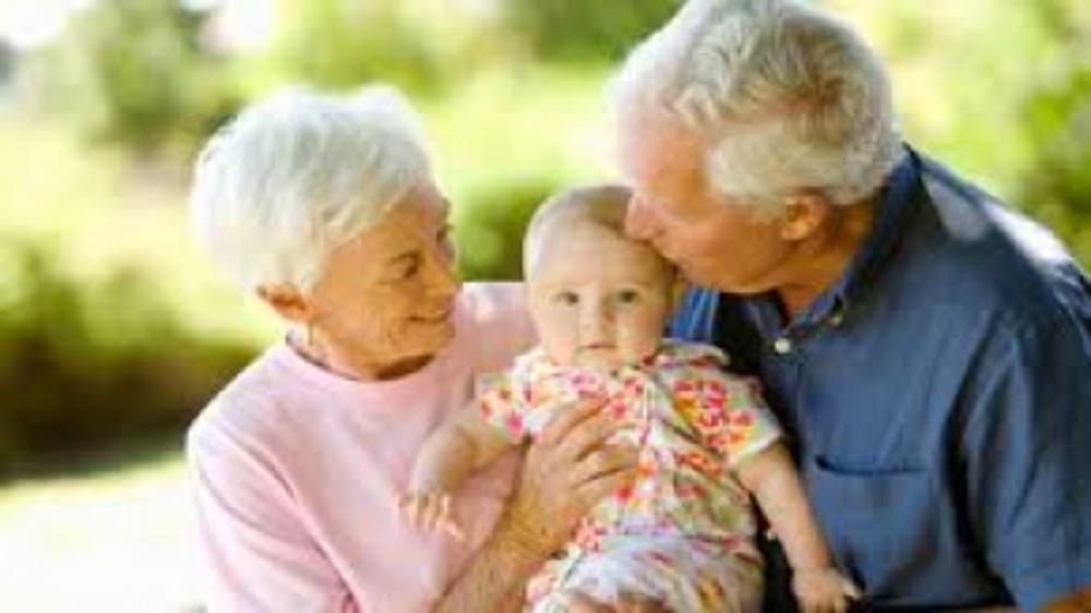 Grandparents….a blessing for every child!