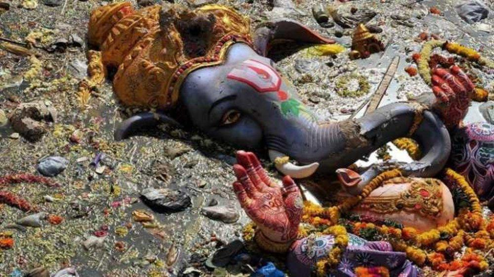 POP Lord Ganesha? Even God's  would not agree