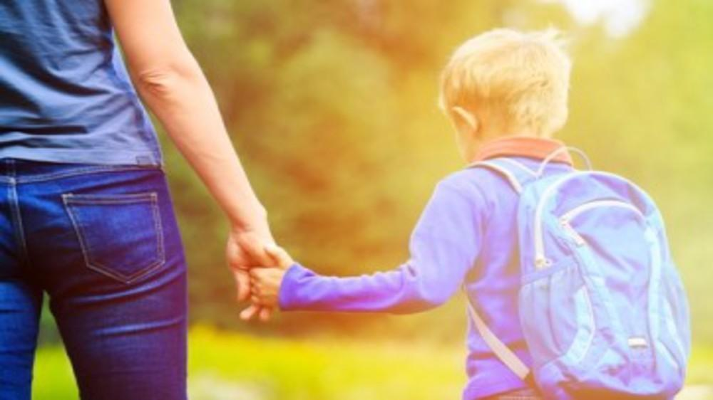 The Joy of Leaving My Daughter Behind With Her Grandparents