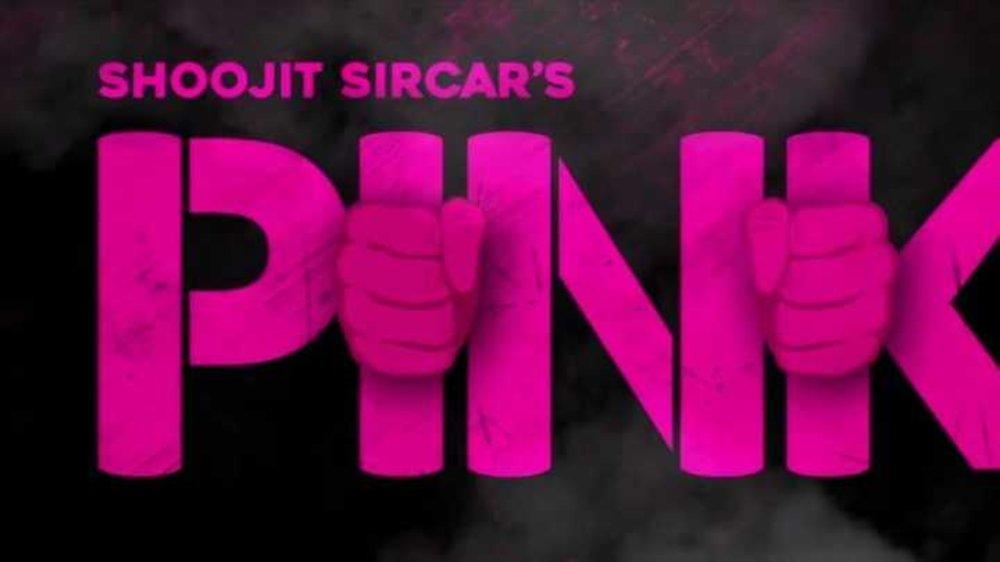 Watched and Liked the movie, PINK -  Now What?