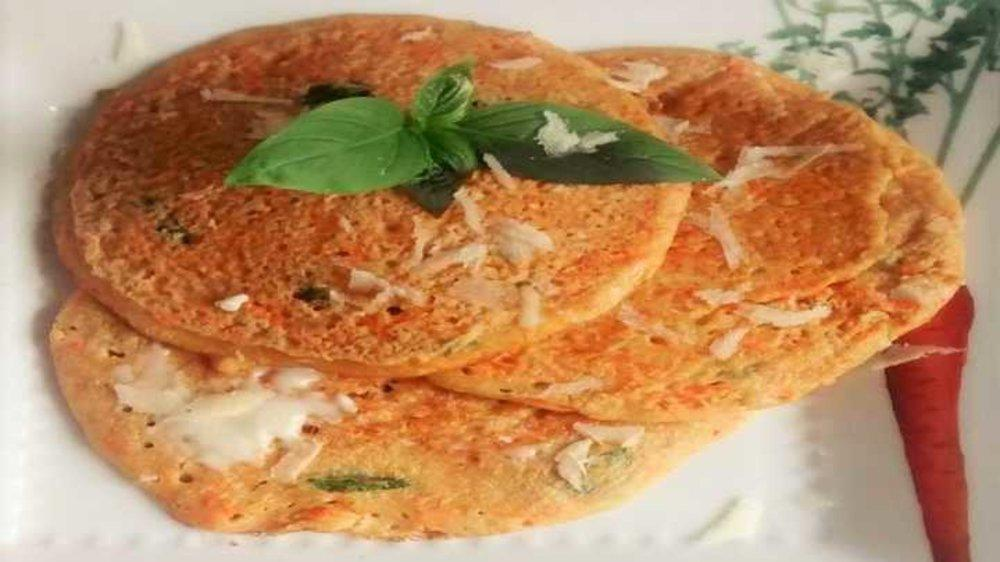 Oats Carrot Pancake – A Healthy Recipe For Your Toddler