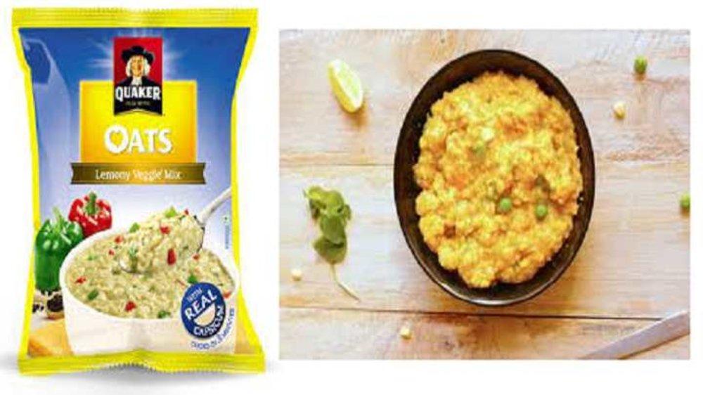 Product Review: Quaker Oats – Lemony Veggie Mix