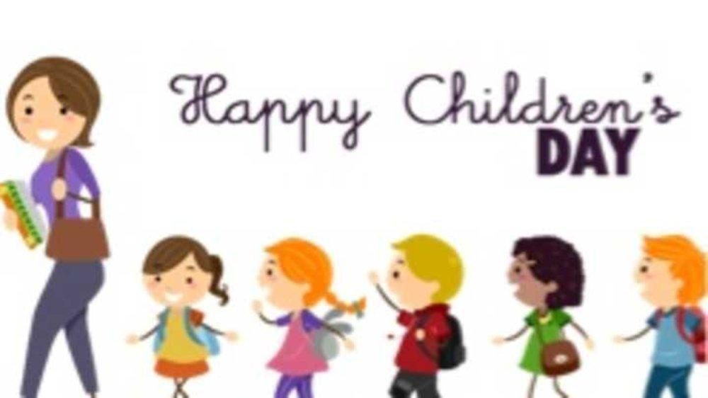 Happy children's day!!!- A short story