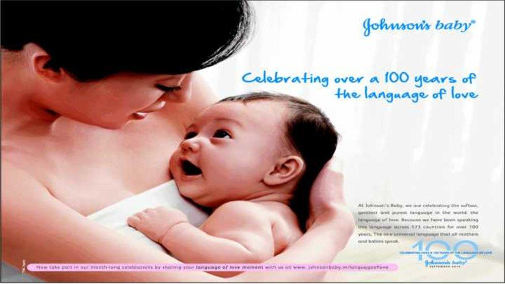 Growing up and old, with Johnson & Johnson