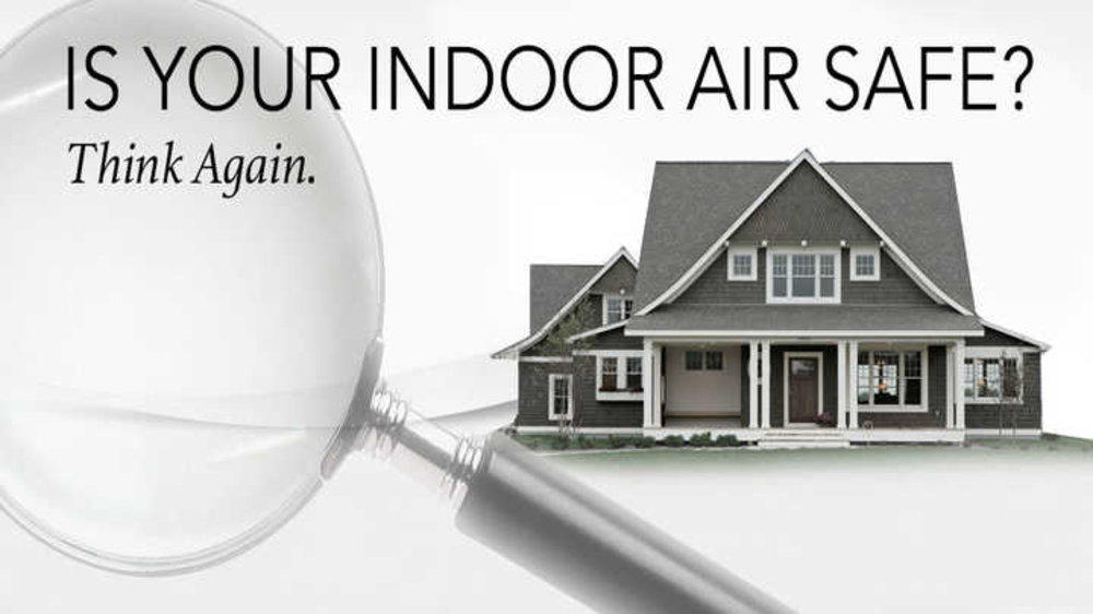 Air Pollution Inside Our Homes