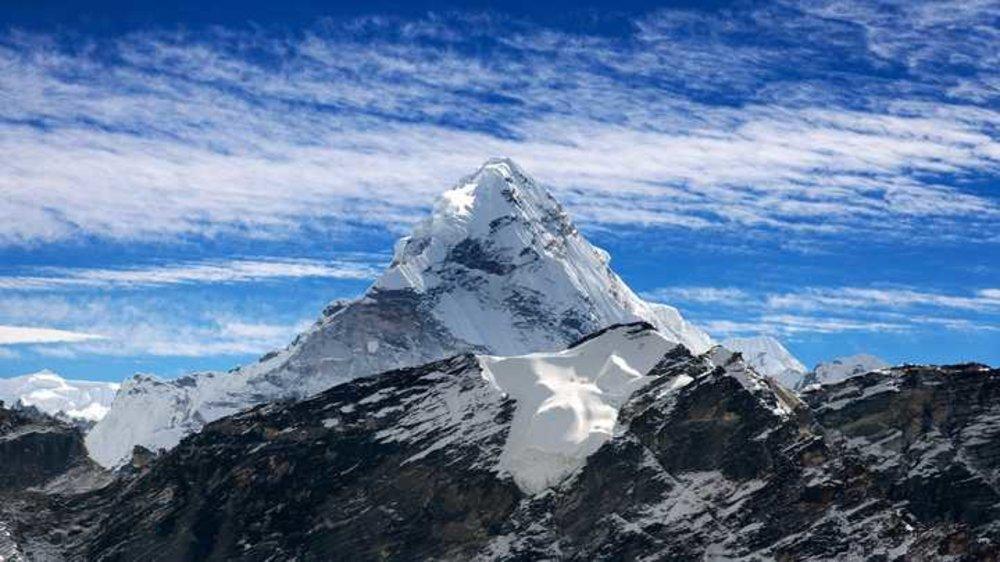 My Journey to Everest