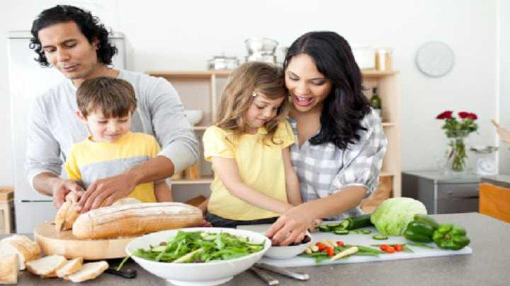Cook together: Fun & Learn