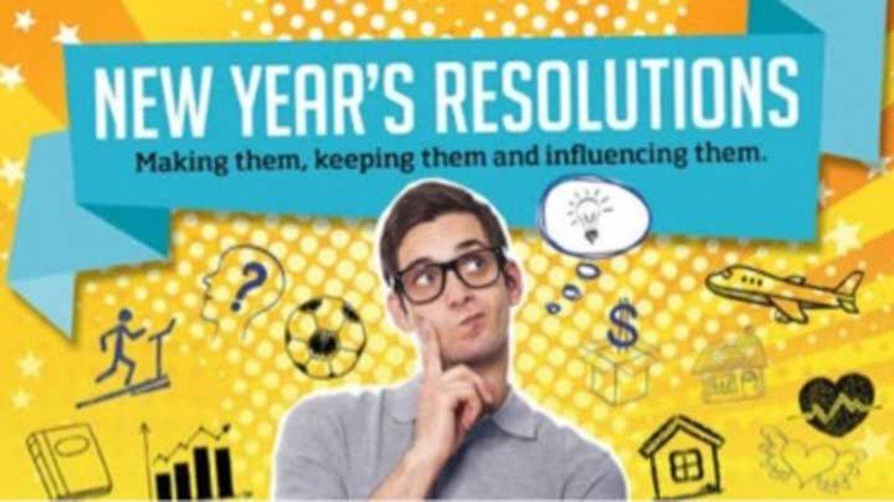 New Year Resolutions - Dream or Reality?