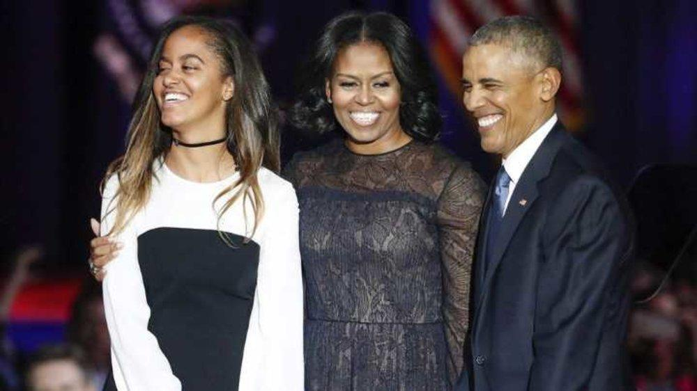 Mr. Obama, an extraordinary family person