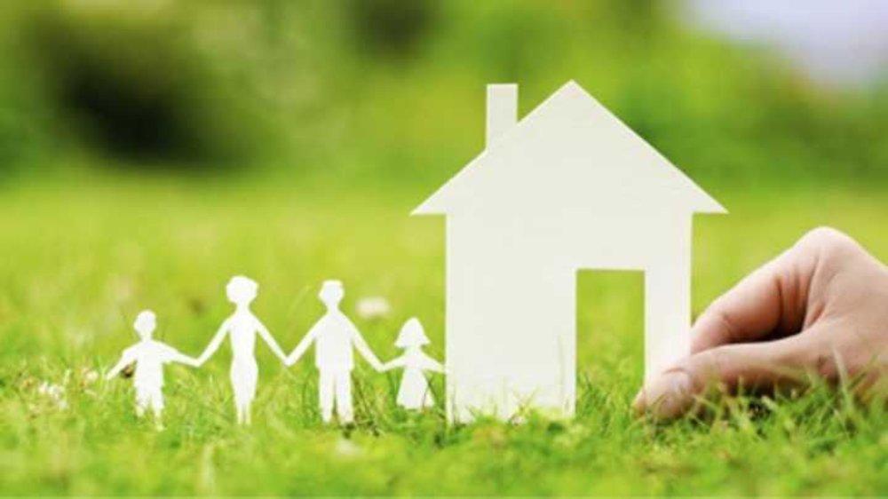 आप कहाँ रहते हैं- मकान में या घर में?