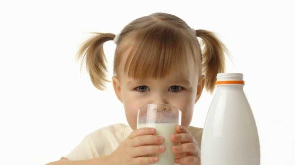 How Much Milk Should Your Child Drink?