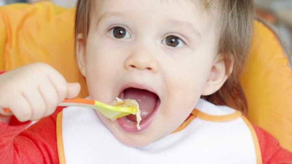 First foods and early habits