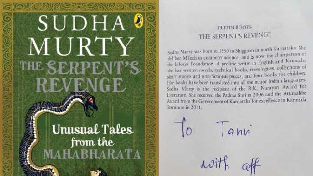 PART 2 - Sudha Murthy book review and Why she believes in telling stories to children