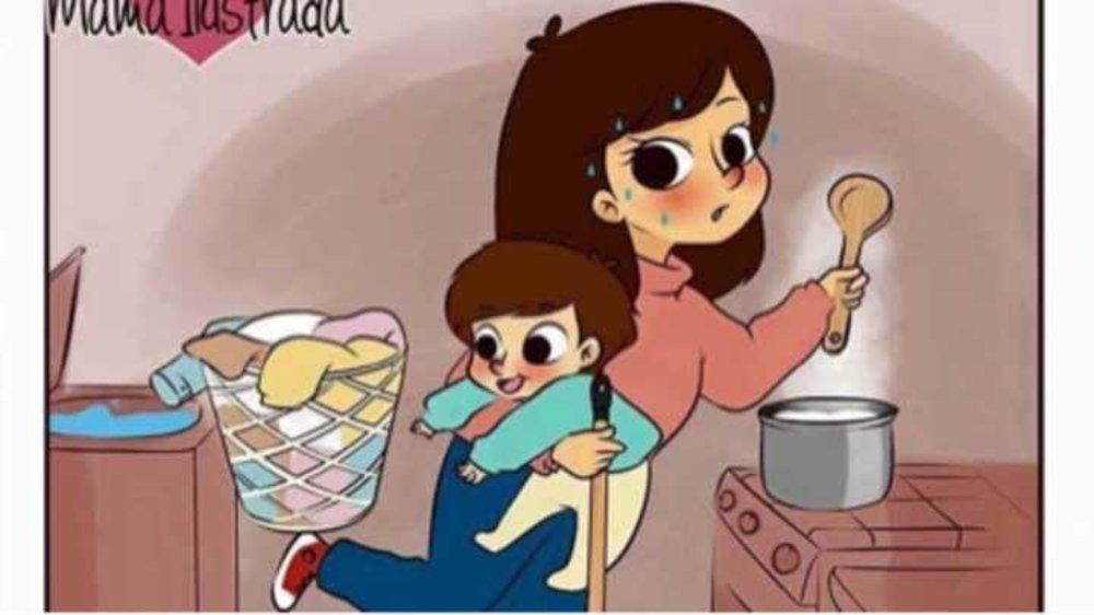 You know you are a mom if...