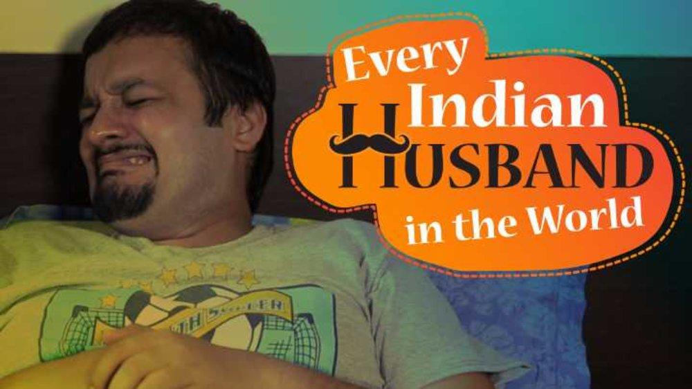 A Tribute to Indian Husbands - The self proclaimed genii