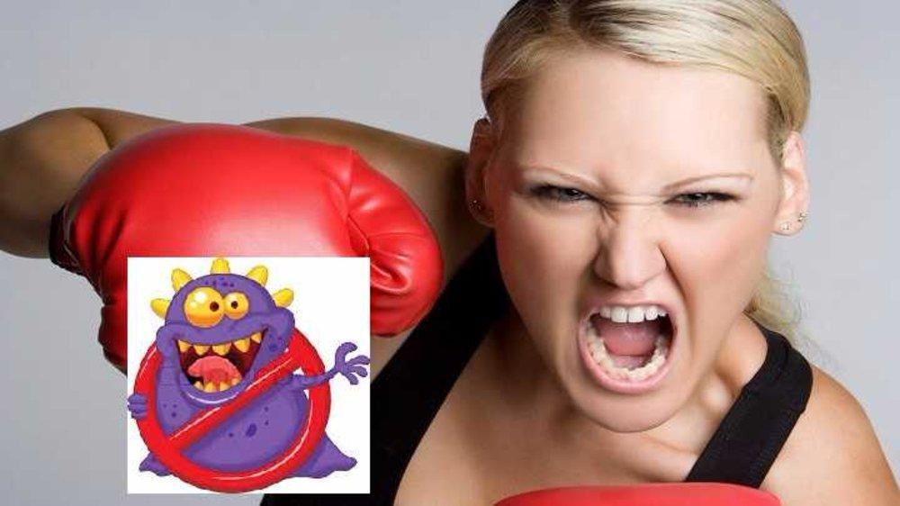 Battle of the Titans: Supermoms Vs Superbugs