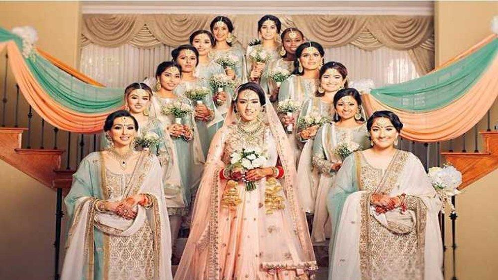 10 Species of Brides one encounters in India
