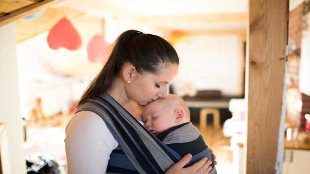 7ae7edbbc777 Pune Sling Library is All About Babywearing