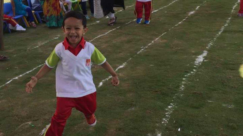 Importance of Sports and games in preschool