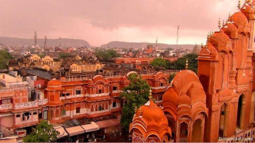 JAIPUR - This is how you can plan a weekend getaway before the scorching heat hits in!!