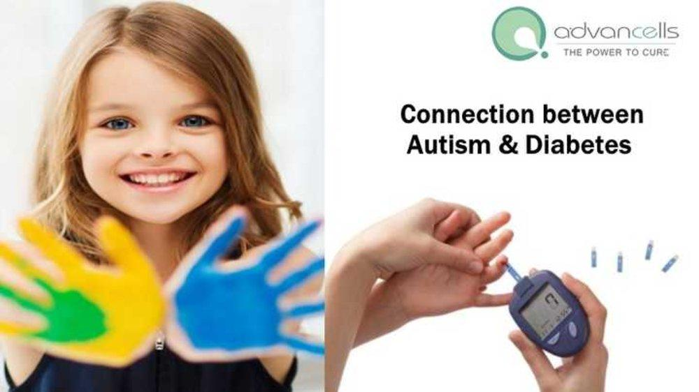 Possible Connection between Autism and Diabetes: