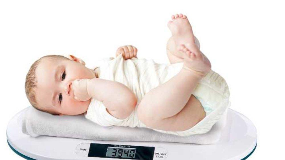 What you should not do if your baby is underweight