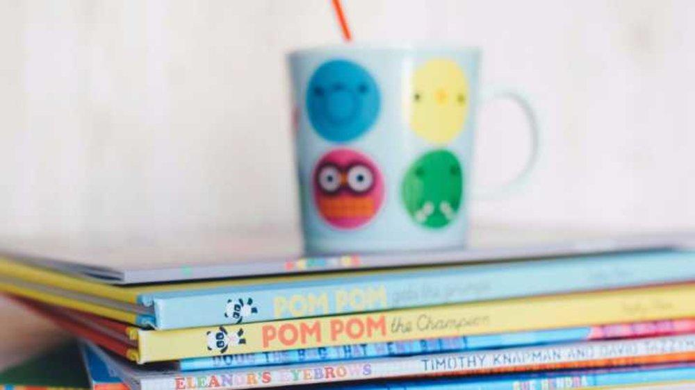 Books that build life skills in our children