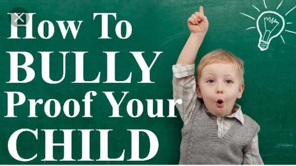 5 Ways to Prepare Your Child to Handle Bully.