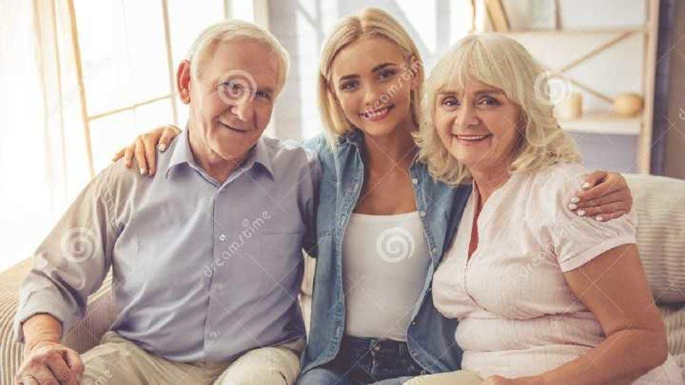 Dear mother-in-law, even I have the right to look after my aging parents