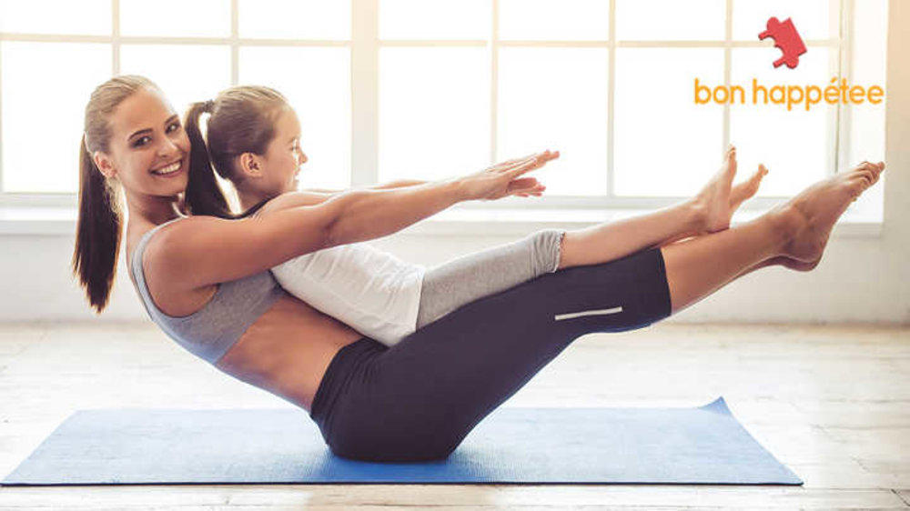 Be a Fit Mum with These Simple Tips
